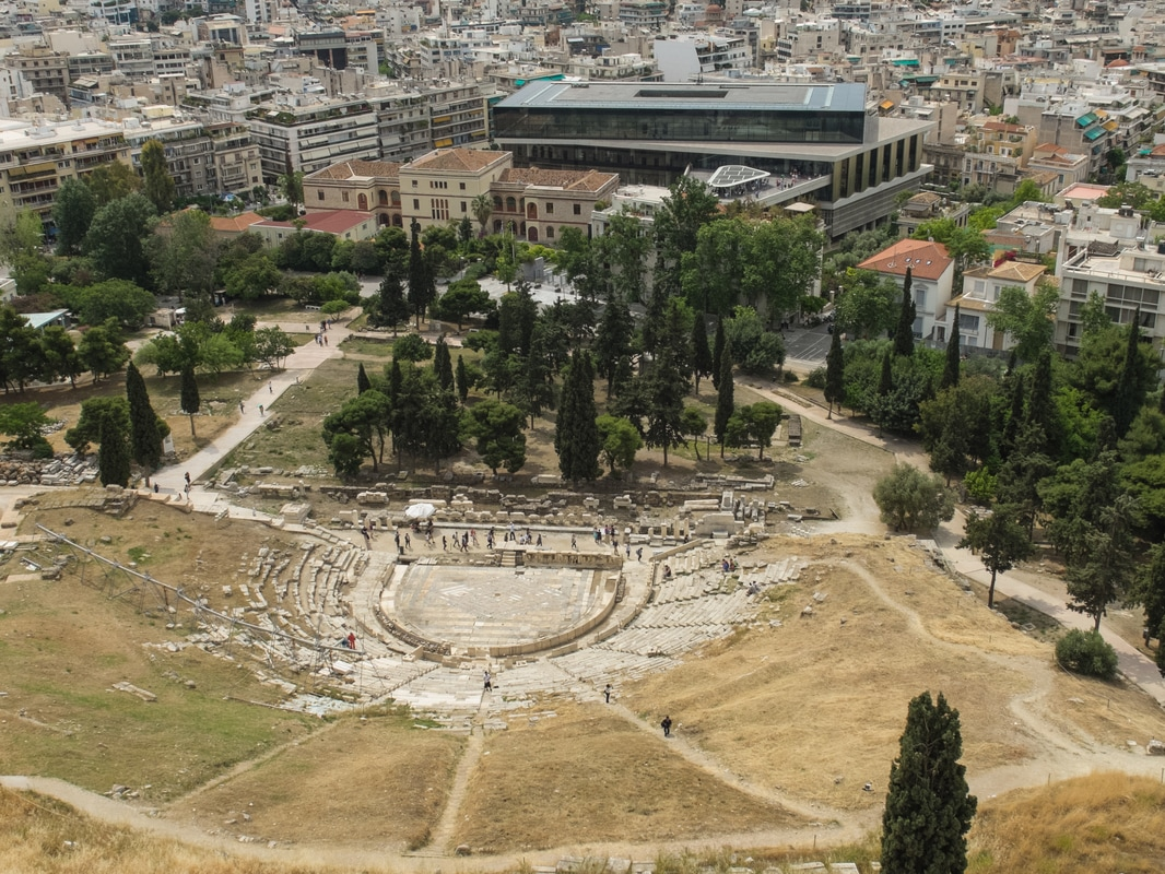 """Theatre of Dionysus Eleuthereus"" by Anna & Michal is licensed under CC BY 2.0"