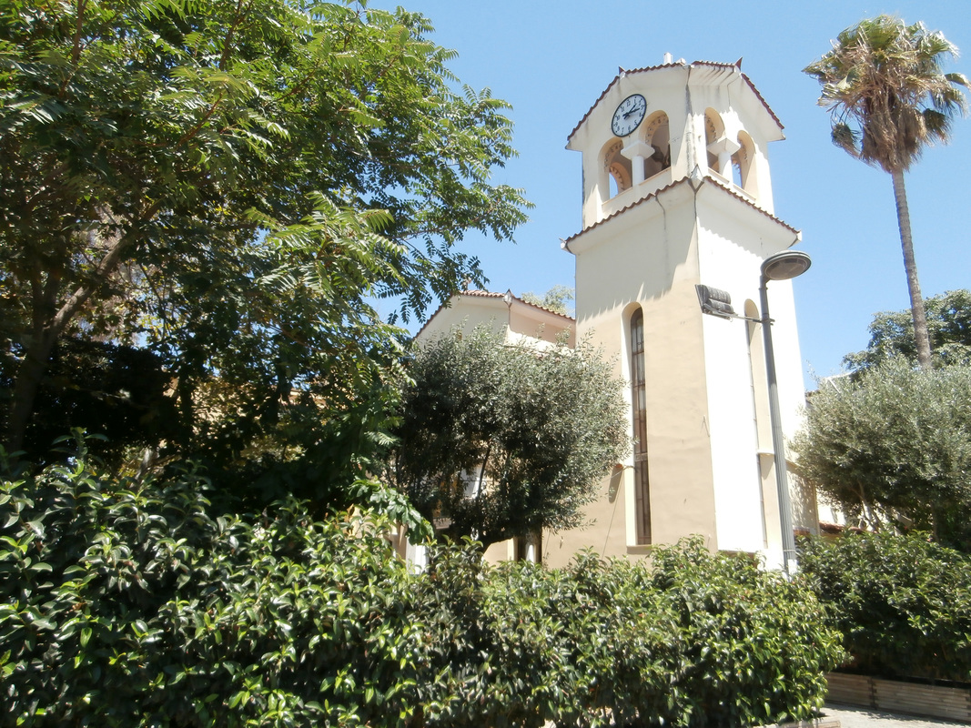 The church of Agios Philippos.