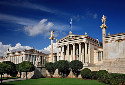The Athens Academy, Athens