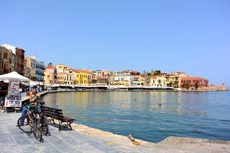 """Crete 2013: Chania"" by Rev Stan is licensed under CC BY 2.0"