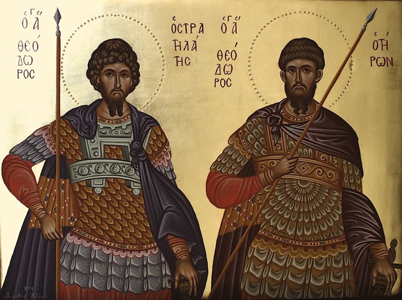 Sts. Theodores.